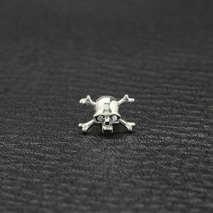 ドクロピアス ORIGINAL&DIAMOND【STONE MODEL】