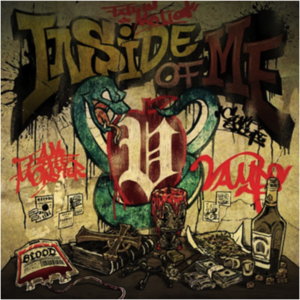 INSIDE OF ME feat. Chris Motionless of Motionless In White【通常盤 / CD Only】