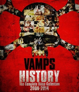 HISTORY-The Complete Video Collection 2008-2014 【初回限定盤A(Blu-ray)】