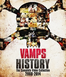 【通常盤(DVD)】HISTORY-The Complete Video Collection 2008-2014