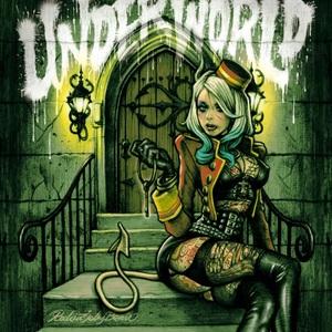 UNDERWORLD【初回限定盤A(CD&Blu-ray)】