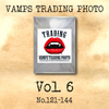 VAMPS TRADING PHOTO Vol.6(No.121〜144)
