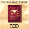 VAMPS TRADING PHOTO HOLDER <RED>