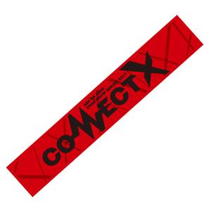 マフラータオル[CONNECT X]