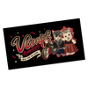 氣志團万博2017 VAMPS ROCK-A-BILLY BATH TOWEL
