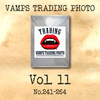 VAMPS TRADING PHOTO Vol.11 (No.241~264)