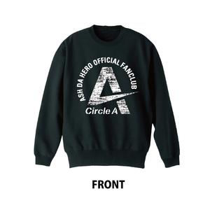Circle A限定オリジナルBIGスウェット