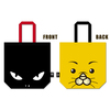 CHUPACABRA and C.H.Lion Rag baby TOTE BAG