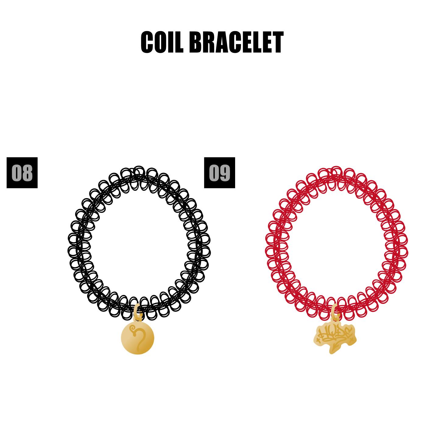 Coilbracelet