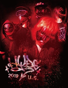 HYDE LIVE 2019 US ツアーパンフ