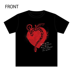 TOUR T-SHIRT Black