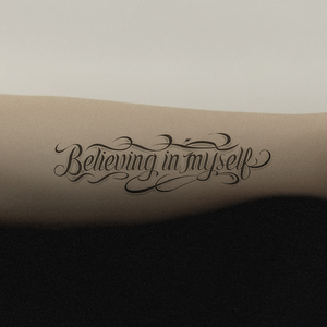 【初回限定盤(CD+DVD)】BELIEVING IN MYSELF / INTERPLAY