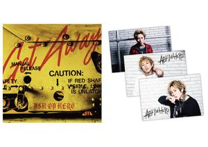 CD「Get Away」 -EP- + ポストカードセット
