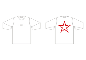 オーバーサイズ ロングTシャツ