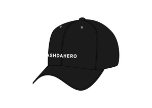 ASH DA HERO キャップ -2020- 【Black】