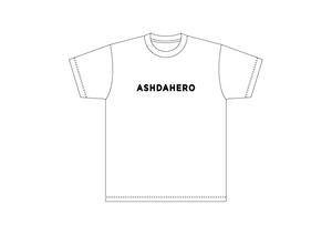 ASH DA HERO Tシャツ -2020- 【White】