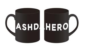 ASH DA HERO マグカップ