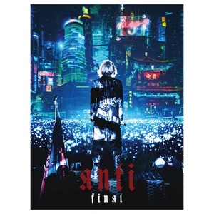 【初回限定盤(BD)】HYDE LIVE 2019 ANTI FINAL