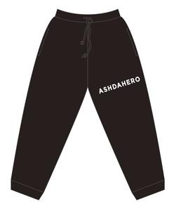 Sweat Pants 2020 -Black-