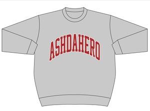 ADH College Sweat《MIXGRAY》