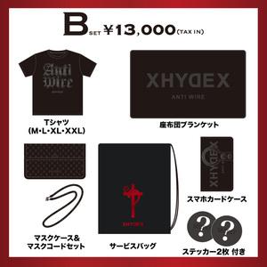 【B SET】ANTI WIREオフィシャルグッズ