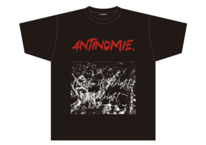 MAD CITY T-shirt【ANTINOMIE.】(circle A限定商品)