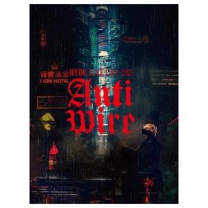 【初回限定盤(BD)】HYDE LIVE 2020-2021 ANTI WIRE