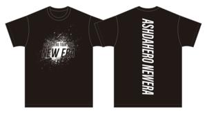 NEWERA TOUR Tシャツ BLACK