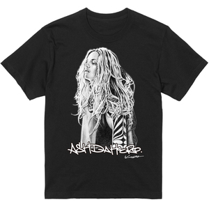 ASH DA HERO×YOICHIRO Special Collaboration T-Shirt 2021 -BLACK-