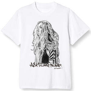 ASH DA HERO×YOICHIRO Special Collaboration T-Shirt 2021 -WHITE-