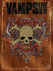 VAMPS LIVE 2014-2015【初回限定盤B(2DVD+ブックレット)】